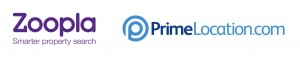 Zoopla and Prime Location Logos