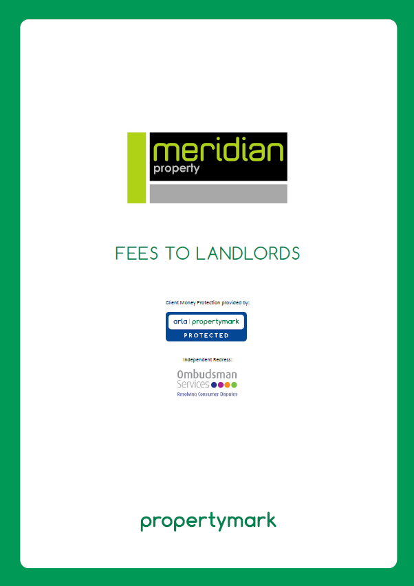 Fees to Landlords