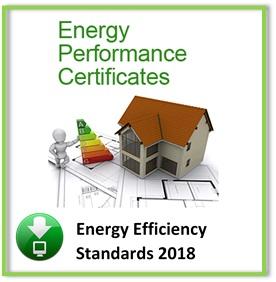 Energy Efficiency Standards 2018 2